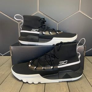 Under Armour Steph Curry 3Zero II 2 Black Shoe
